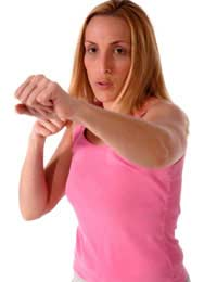 Women Martial Arts Self Defence Karate