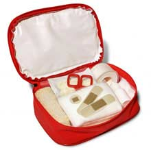 First Aid Packing First Aid Kits Travel